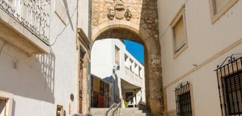 Porta D. Manuel I