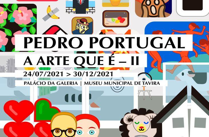 A ARTE QUE É – II de Pedro Portugal