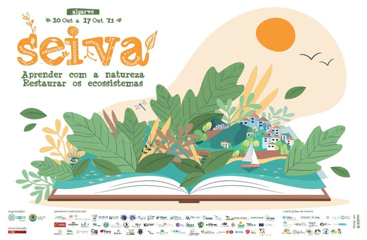 Tavira participa na Semana da Educação, Iniciativas e Voluntariado Ambiental